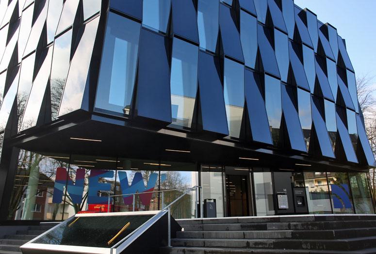 NEW Blauschmiede Ort für Gründer